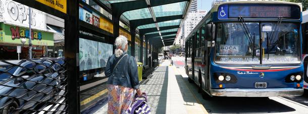 Transporte Público en Buenos Aires