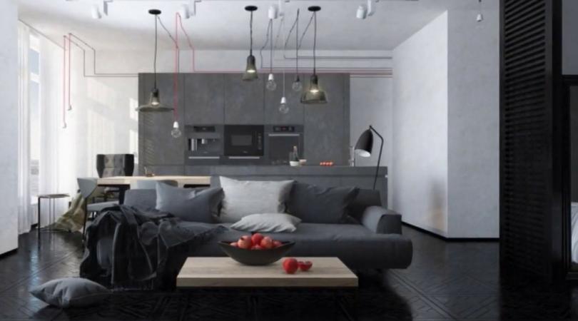 5 ideas para decorar dormitorios alquiler departamentos for Fotos decoracion apartamentos modernos
