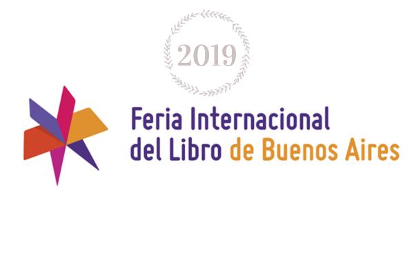 Resultado de imagen para FERIA DEL LIBRO 2019