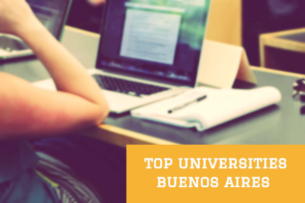 Top universities in Buenos Aires