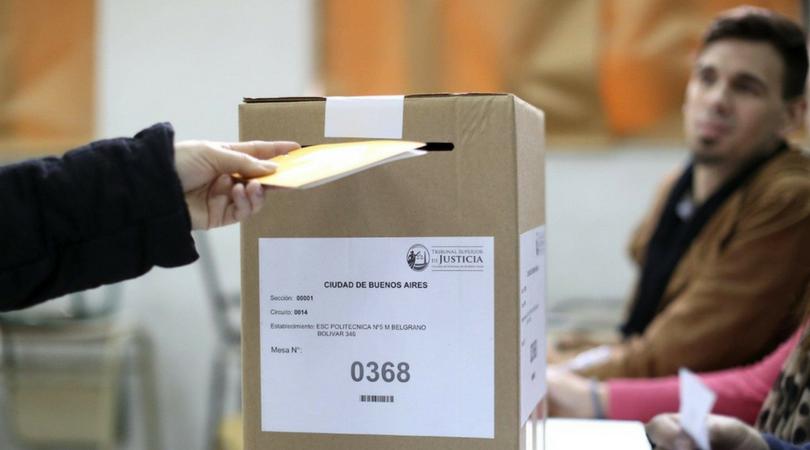 vote in argentina