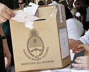 Foreigners Vote in Argentina