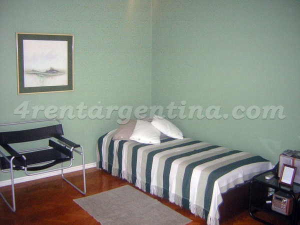 Apartment Juncal and Larrea - 4rentargentina