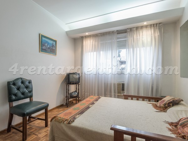 Apartment Las Heras and Billinghurst III - 4rentargentina