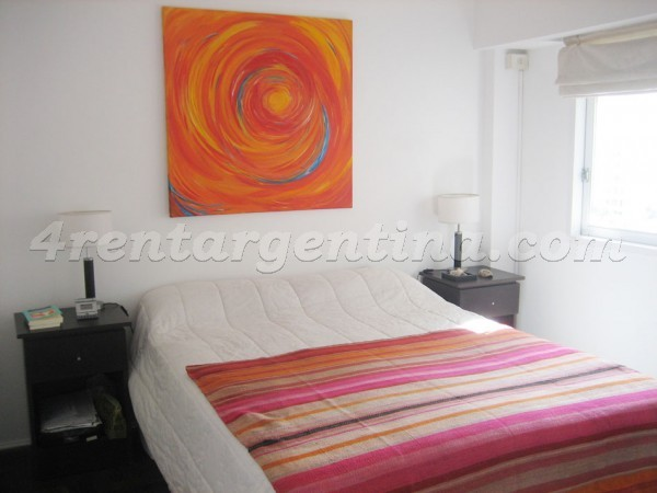 Cordoba and Dorrego: Furnished apartment in Palermo