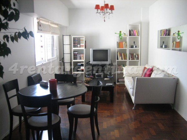 Cordoba and Dorrego: Apartment for rent in Buenos Aires