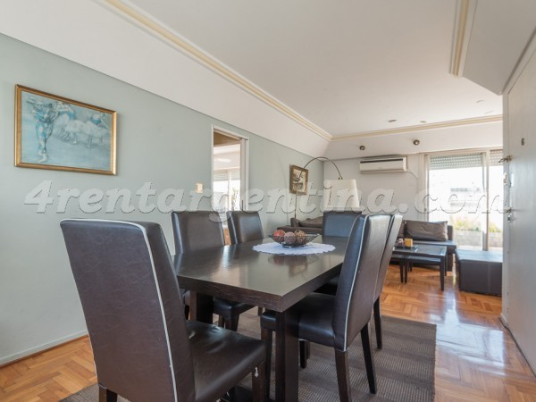 Apartment Gascon and Corrientes - 4rentargentina
