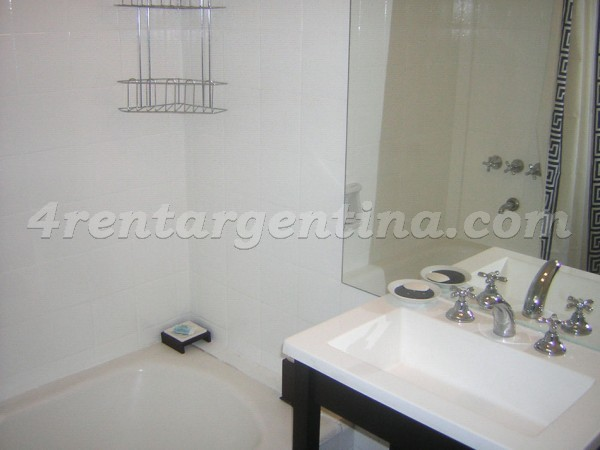 Pe�a and Austria: Apartment for rent in Buenos Aires