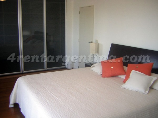 Cossettini and Pe�aloza I: Furnished apartment in Puerto Madero