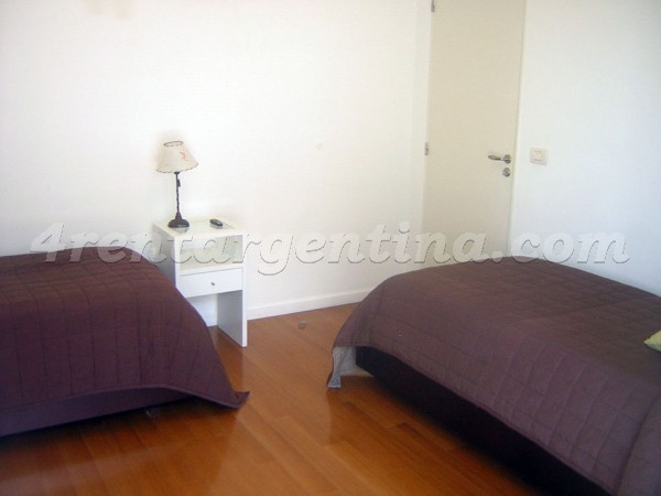 Cossettini and Pe�aloza I: Apartment for rent in Buenos Aires