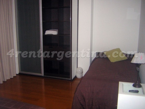 Cossettini and Pe�aloza I: Apartment for rent in Puerto Madero