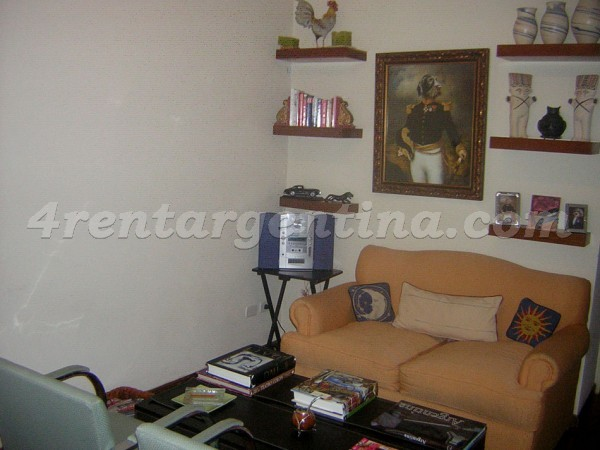 Apartment Arenales and Salguero - 4rentargentina