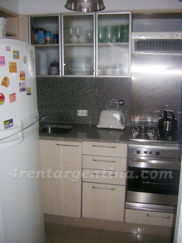 Arenales and Salguero I, apartment fully equipped
