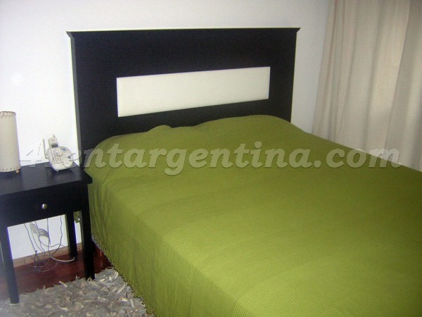 Apartment Arenales and Salguero I - 4rentargentina