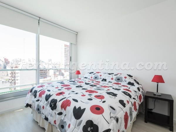 Apartment Laprida and Juncal I - 4rentargentina