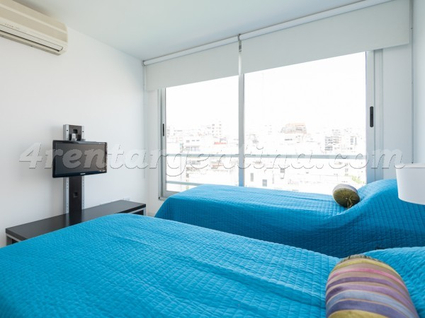 Laprida and Juncal I: Furnished apartment in Recoleta