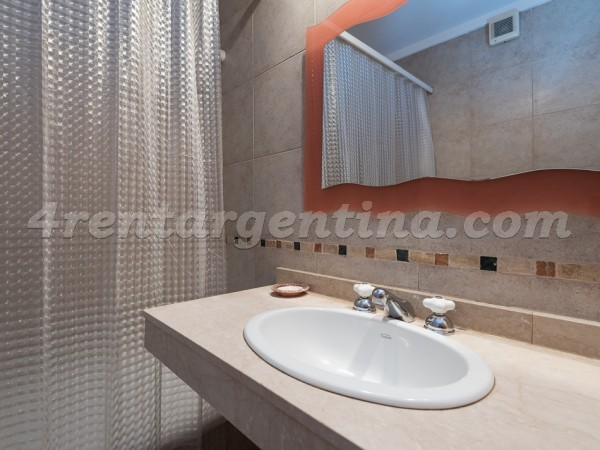 Austria et French I: Apartment for rent in Recoleta
