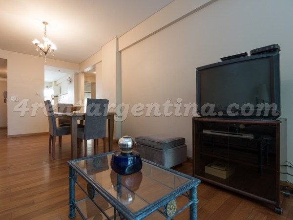 Austria et French I: Apartment for rent in Buenos Aires