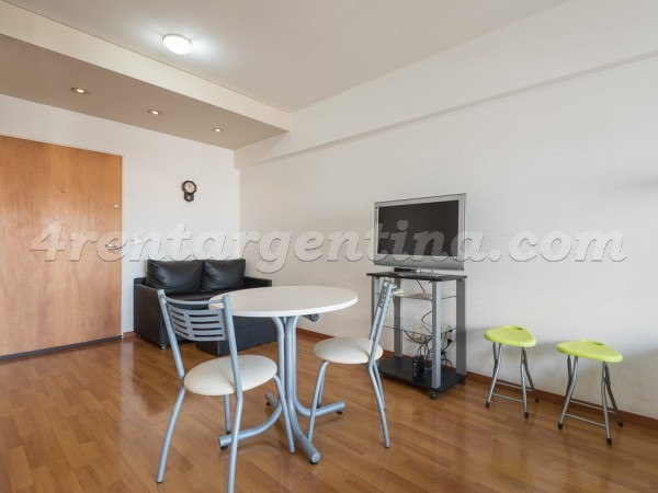Corrientes and Gascon IV: Apartment for rent in Almagro