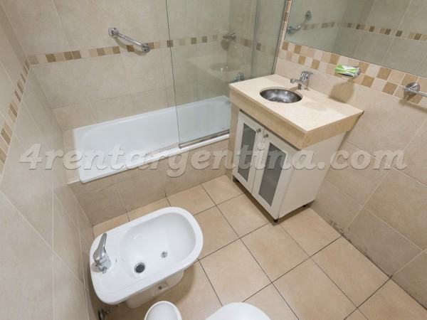 Corrientes and Gascon IV: Furnished apartment in Almagro
