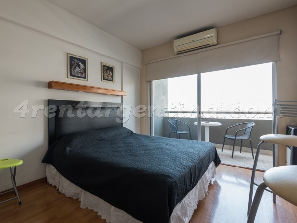 Apartment Corrientes and Gascon IV - 4rentargentina