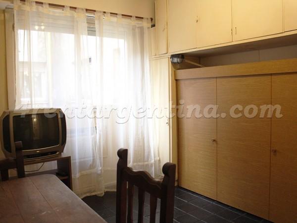Apartamento Arenales e Ayacucho I - 4rentargentina