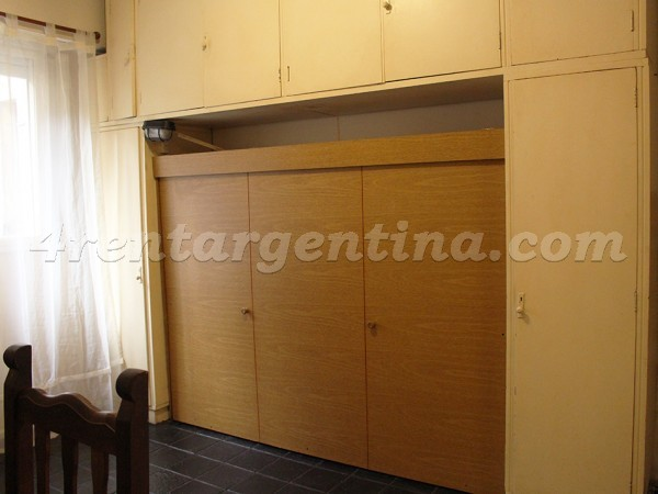 Apartment Arenales and Ayacucho I - 4rentargentina