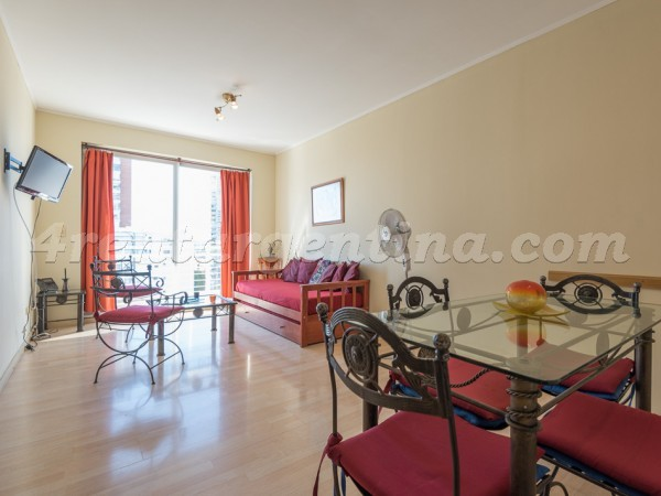 Cervi�o and Sinclair: Apartment for rent in Buenos Aires