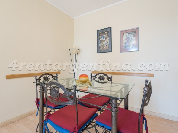 Cervi�o and Sinclair: Furnished apartment in Palermo