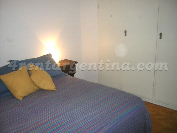 Apartment Santa Fe and Junin I - 4rentargentina