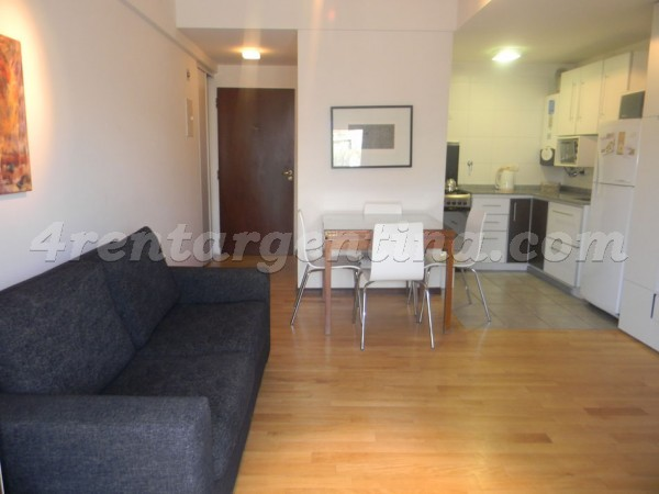 Guatemala and Borges, apartment fully equipped