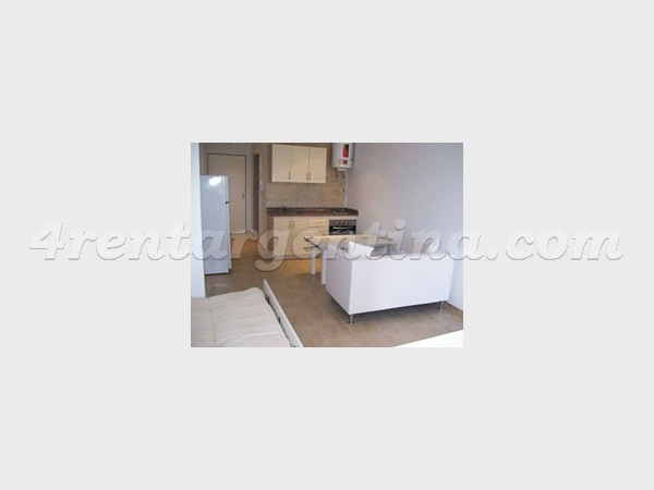 Corrientes and Concepcion Arenal I, apartment fully equipped