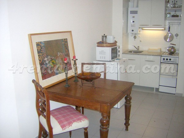 Appartement Montevideo et Peron - 4rentargentina