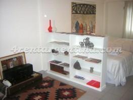 Apartamento Montevideo e Peron - 4rentargentina