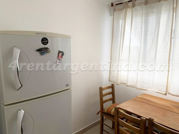 Uruguay et Corrientes I: Furnished apartment in Downtown