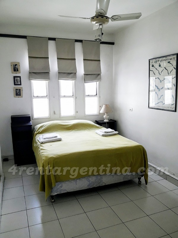 Apartment Guatemala and Scalabrini Ortiz - 4rentargentina