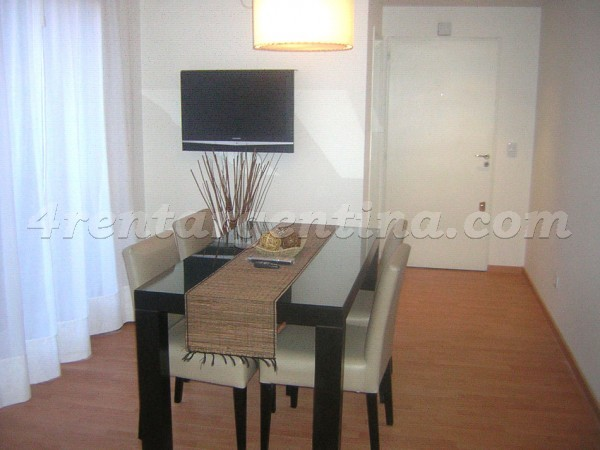 Roosevelt et Libertador, apartment fully equipped