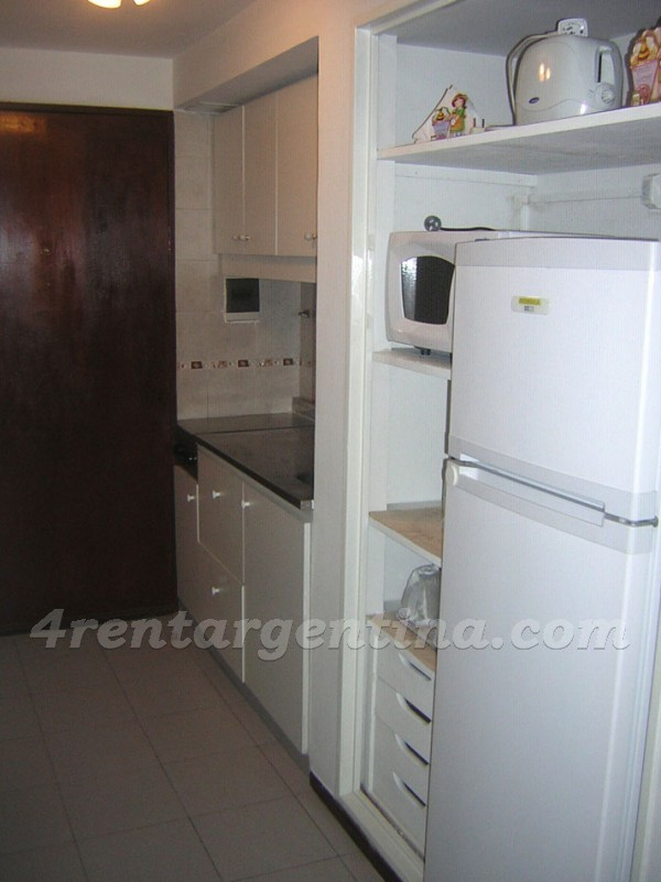 Santa Fe and Cerrito: Furnished apartment in Downtown