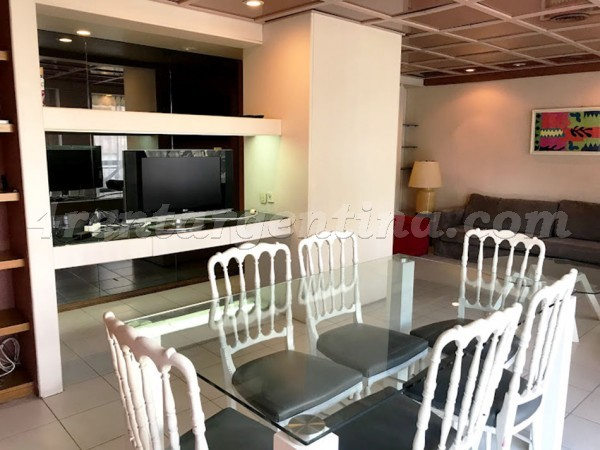 Apartment Las Heras and Callao I - 4rentargentina