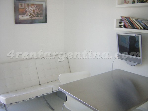 Lavalle and Maipu, apartment fully equipped