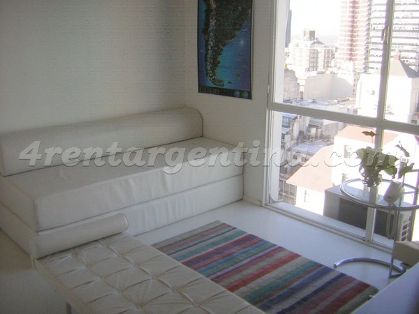 Lavalle and Maipu: Apartment for rent in Downtown