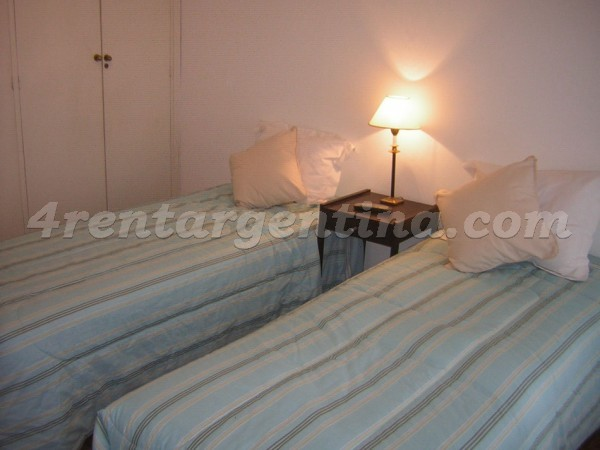 Virrey del Pino and Amenabar: Apartment for rent in Buenos Aires