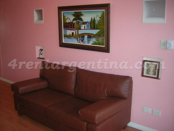 Defensa et Caseros: Furnished apartment in San Telmo