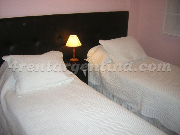 Defensa and Caseros, apartment fully equipped