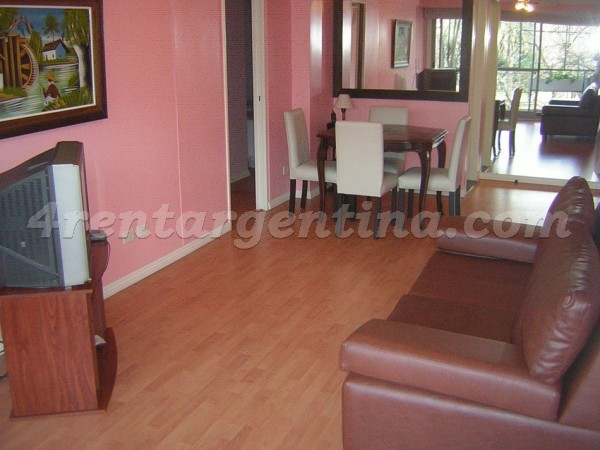 Defensa et Caseros, apartment fully equipped