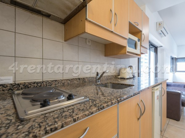 Independencia and Salta IV, apartment fully equipped