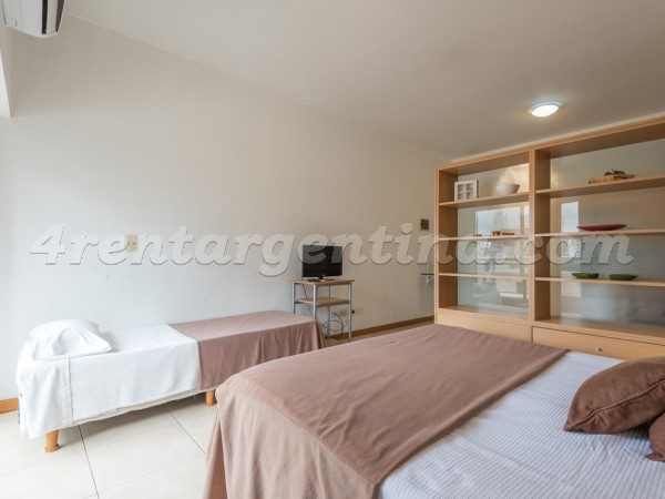 Independencia et Salta VI: Furnished apartment in Congreso