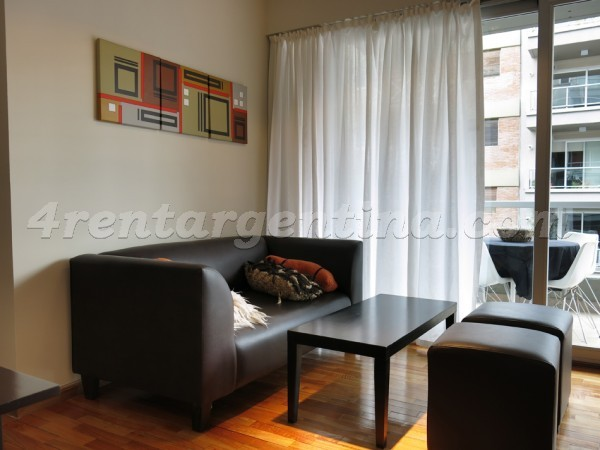 Apartment Soler and Dorrego - 4rentargentina