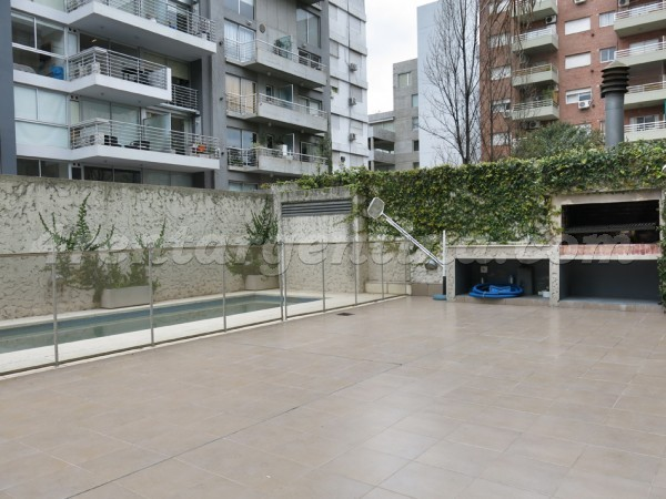 Soler and Dorrego: Apartment for rent in Buenos Aires