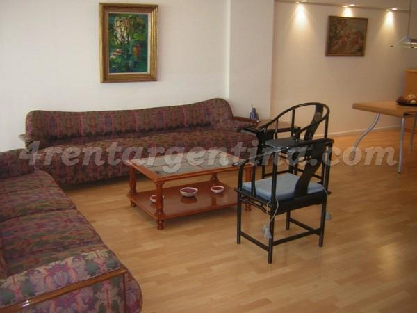 Apartment Arce and Matienzo I - 4rentargentina